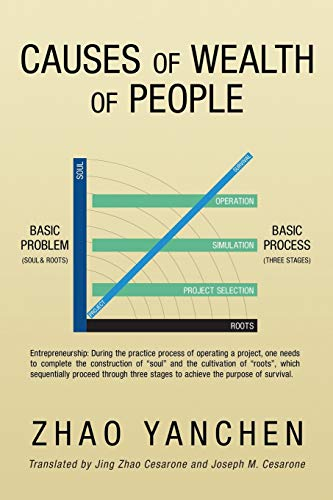 9781483624112: Causes of Wealth of People: Principle and Process of Entrepreneurism