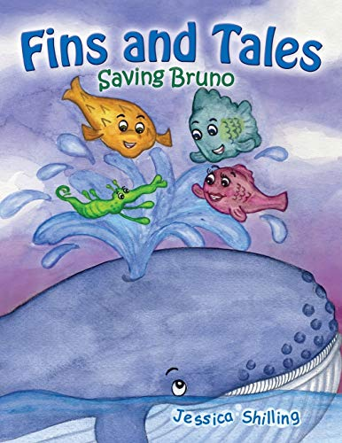 9781483630489: Fins and Tales: Saving Bruno