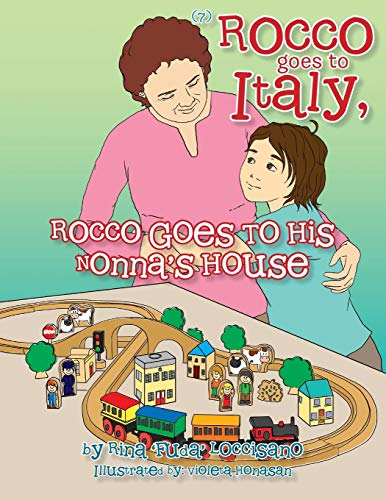 9781483634791: (7) Rocco Goes to Italy, Rocco goes to His Nonna's House