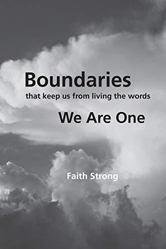Boundaries: Faith Strong