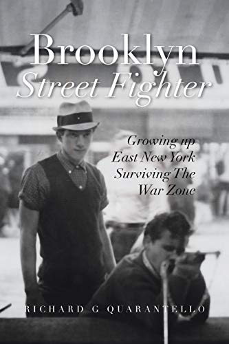 9781483641256: Surviving the Warzone: Growing Up East New York Brooklyn