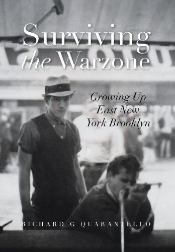 9781483641263: Surviving the Warzone: Growing Up East New York Brooklyn