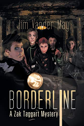 9781483642222: Borderline: A Zak Taggart Mystery