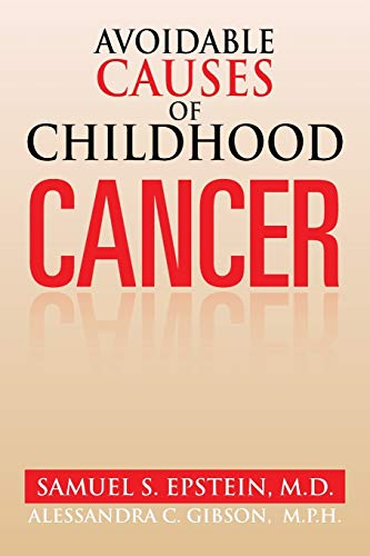 9781483643205: Avoidable Causes of Childhood Cancer