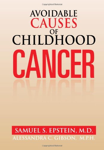 9781483643212: Avoidable Causes of Childhood Cancer