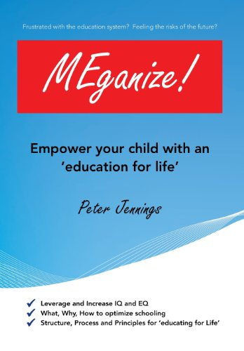 Meganize: Empower Your Child with an Education for Life: Peter Jennings