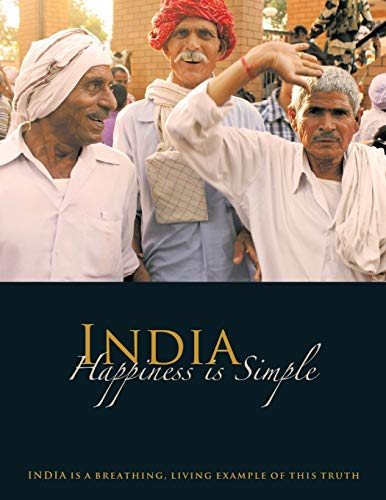 9781483657615: India - Happiness is Simple
