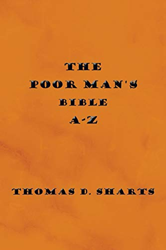 9781483667010: The Poor Man's Bible A-Z