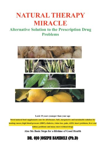 9781483671406: Natural Therapy Miracle: Alternative Solution to the Prescription Drug Problems