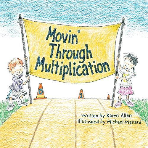 9781483686639: Movin' Through Multiplication