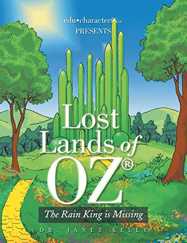 Lost Lands of Oz: Dr. Janet Kelly