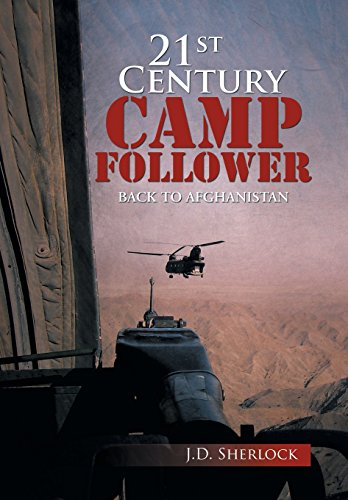 21st Century Camp Follower: Back to Afghanistan: Sherlock J. D.