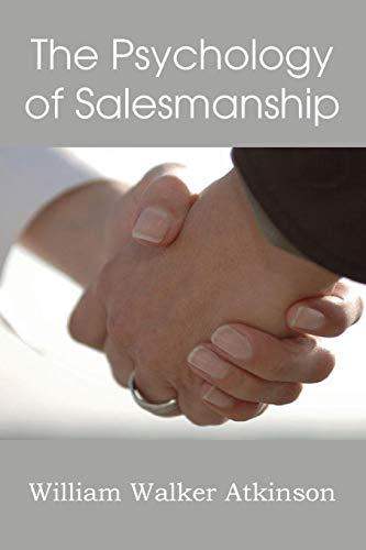9781483701400: The Psychology of Salesmanship