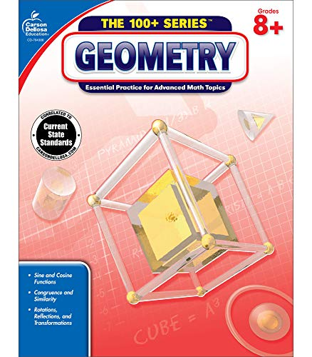 Geometry , Grades 8 - 10 (The 100+ SeriesTM)