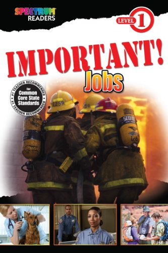IMPORTANT! Jobs: Level 1 (Spectrum® Readers): Domnauer, Teresa