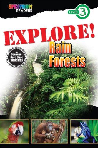 EXPLORE! Rain Forests: Lisa Kurkov