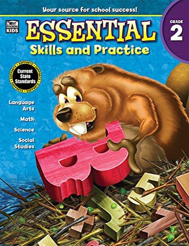 9781483802459: Essential Skills and Practice, Grade 2