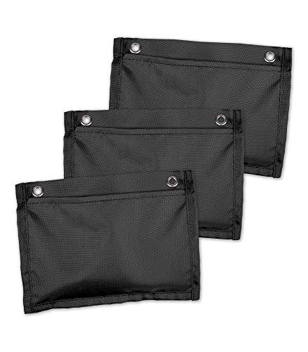 9781483802619: Magnetic Board Buddies: Black Pocket Chart Pocket Chart