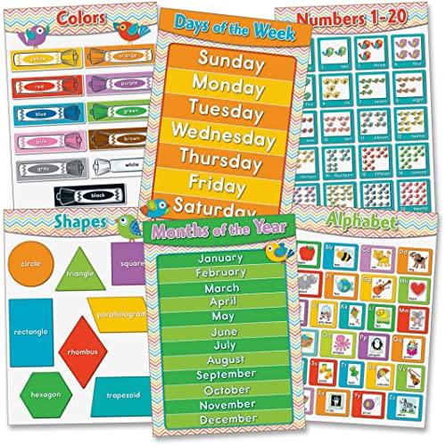 9781483805788: Chevron Basic Skills Bulletin Board Set
