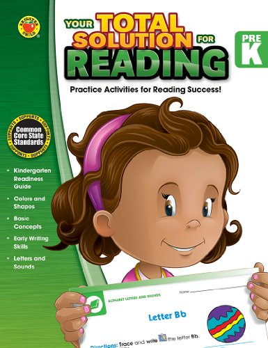 Your Total Solution for Reading, Grade PK: Brighter Child