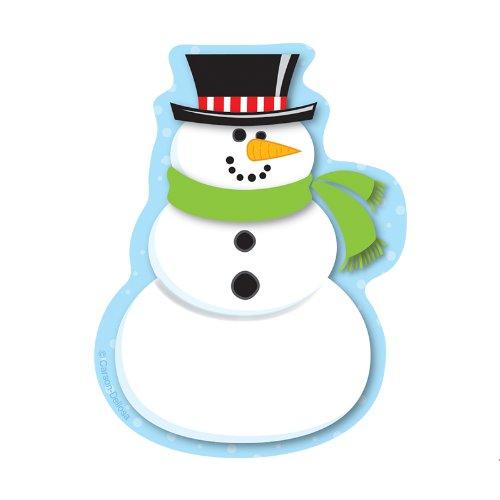 9781483810485: Snowmen Mini Cut-Outs