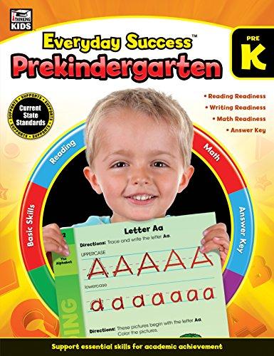 Everyday Success, Grade PK (Think Kids, Pre K): Thinking Kids