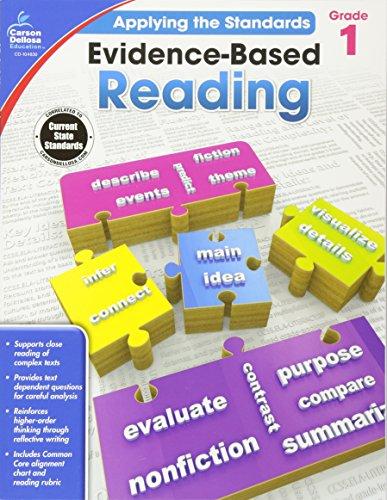 9781483814599: Evidence-Based Reading, Grade 1 (Applying the Standards)