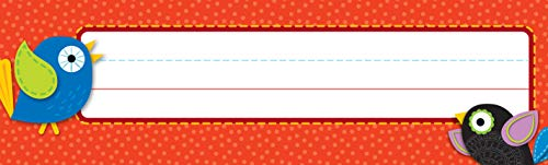 9781483823379: Boho Birds Nameplates