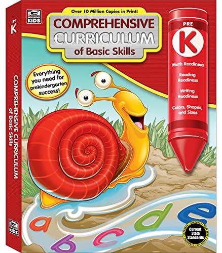 Comprehensive Curriculum of Basic Skills, Grade PK