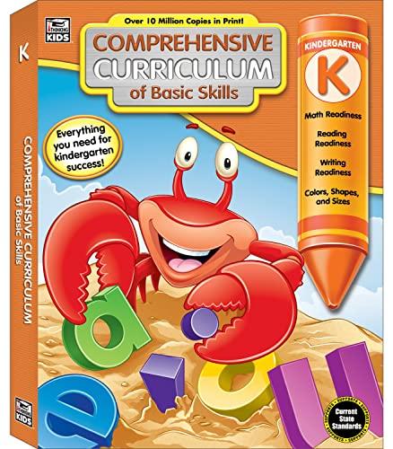 9781483824093: Comprehensive Curriculum of Basic Skills, Grade K