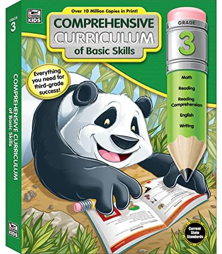 9781483824123: Comprehensive Curriculum of Basic Skills, Grade 3