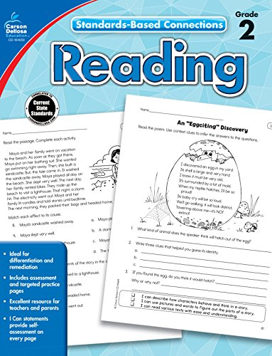 Reading, Grade 2 (Standards-Based Connections)