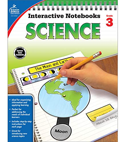 9781483831237: Science, Grade 3 (Interactive Notebooks)