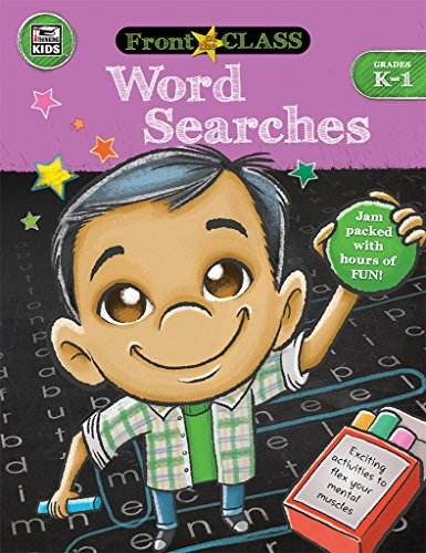 Word Searches, Grades K - 1: Thinking Kids