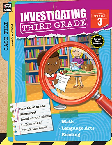 9781483834986: Investigating Third Grade (The Library Looter)