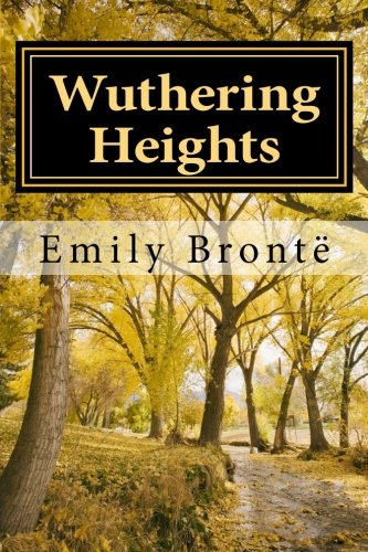 Wuthering Heights (1483903281) by Emily Brontë