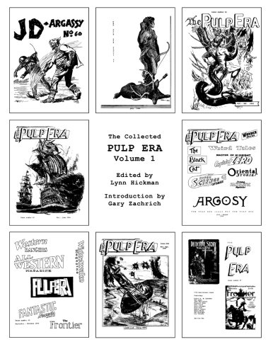 9781483908939: The Collected Pulp Era Volume 1