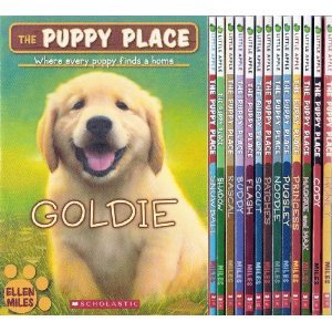 9781483913810: The Puppy Place Series (6) : Goldie, Maggie and Max; Muttley; Chewy and Chica; Snowball; Princess (Children Book Sets : Grade 1 - 3)