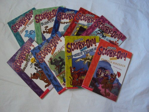 Scooby Doo Chapter Books (9): Scooby Doo & the Haunted Castle; Scooby Doo & Ghostly Gorilla; Scooby Doo and the Karate Caper (Children Book Sets: Grade 1-3) (148391688X) by James Gelsey