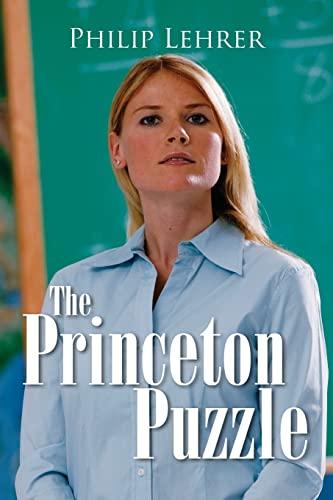 The Princeton Puzzle: Lehrer, Philip