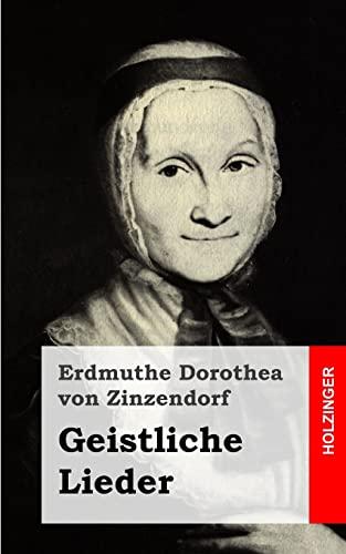9781483938912: Geistliche Lieder (German Edition)