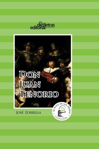 9781483940274: Don Juan Tenorio