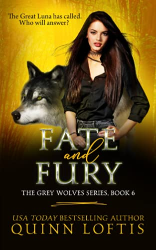 9781483949277: Fate and Fury (The Grey Wolves) (Volume 6)