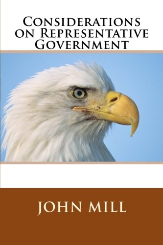 9781483949543: Considerations on Representative Government