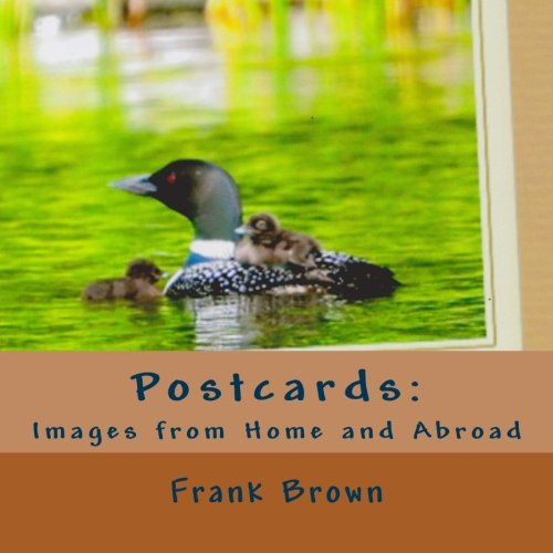 9781483951072: Postcards: Images from Perth, and the Islands of Ireland, Barbados and Newfoundland