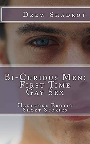 Bi-Curious Gay Porn: First Time Gay Sex: Drew Shadrot