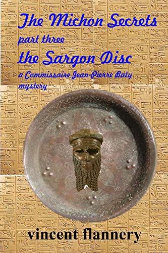 9781483953069: The Michon Secrets, Part Three, The Sargon Disc