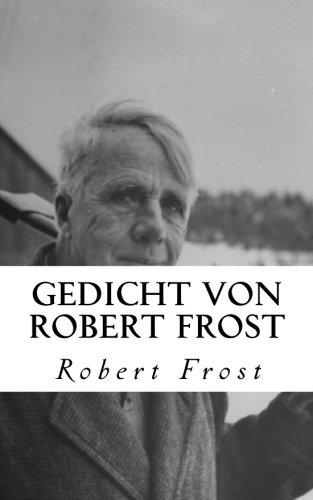 9781483954363: Gedicht von Robert Frost (German Edition)