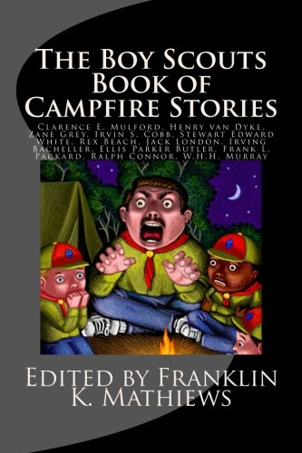 9781483962627: The Boy Scouts Book of Campfire Stories