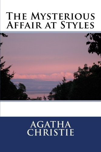 The Mysterious Affair at Styles (1483965600) by Christie, Agatha